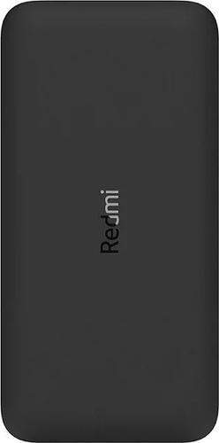 Внешний аккумулятор Xiaomi Redmi Power Bank 10000 mah 2USB/USB Type-C черный фото