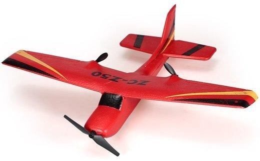 Радиоуправляемый самолет Zhi Cheng Toys Z50, 2.4G 2 CH фото