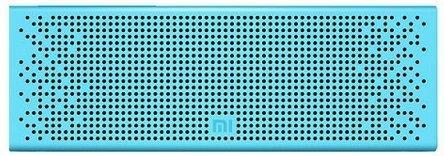Портативная колонка Xiaomi Mi Bluetooth Loudspeaker голубая фото