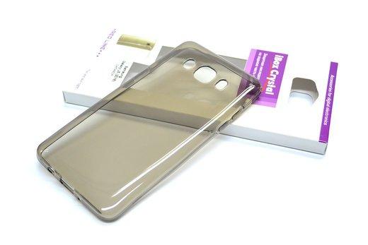 Чехол для смартфона Samsung Galaxy J4 (2018) Silicone iBox Crystal (прозрачный), Redline фото