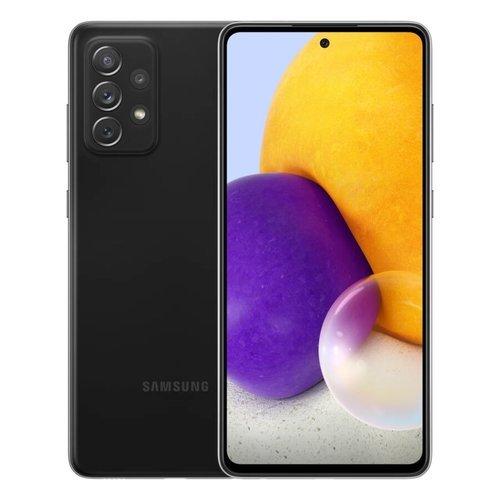 Смартфон Samsung (A725F) Galaxy A72 6/128Gb Черный фото