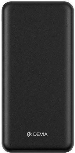 Внешний аккумулятор Devia Guardian Power Bank 10000 mah, черный фото