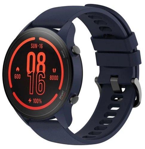 Умные часы Xiaomi Mi Watch, синий фото