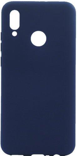 Чехол-накладка Hard Case для Samsung (A205/A305) Galaxy A20/ A30 синий, Borasco фото