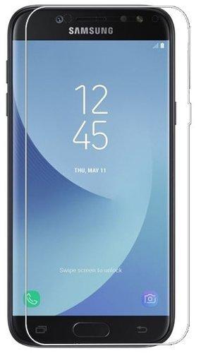 Защитное стекло для Samsung J4 (2018) Full Screen Full Glue черный , Redline фото