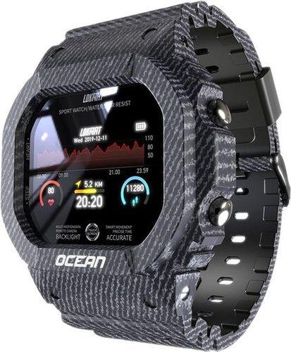 Умные часы Lokmat Ocean, водонепроницаемые, синий фото