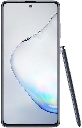 Смартфон Samsung Galaxy Note 10 Lite 6/128GB (SM-N770F) Черный фото