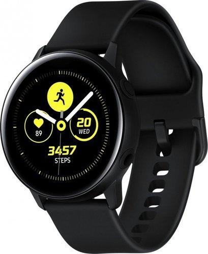 Умные часы Samsung Galaxy Watch Active 42мм, черные фото