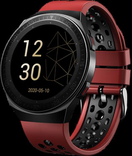 Умные часы Bakeey MT3, красный фото