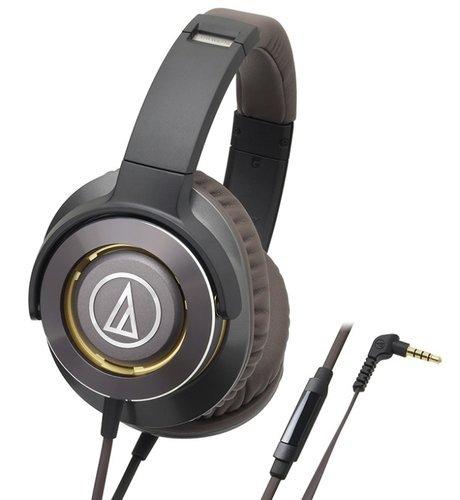 Наушники Audio-Technica ATH-WS770iS GM фото