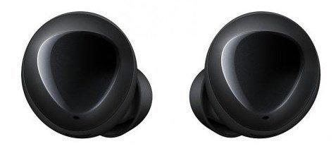 Наушники Samsung R170 Galaxy Buds, черный фото
