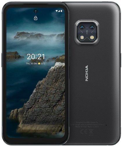 Смартфон Nokia XR20 6/128GB Серый фото