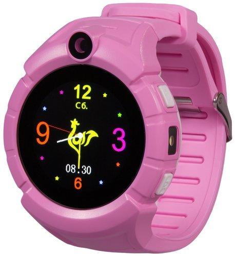 Детские умные часы Prolike PLSW200PK, розовые фото