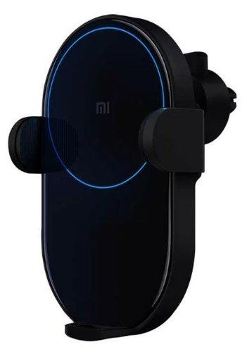 Автомобильный держатель с беспроводной зарядкой Xiaomi Mi WCJ02ZM Qi 20Вт сенсорный фото