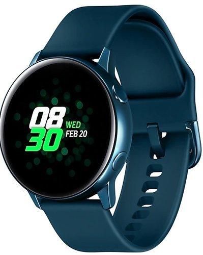 Умные часы Samsung Galaxy Watch Active 42мм, зеленые фото