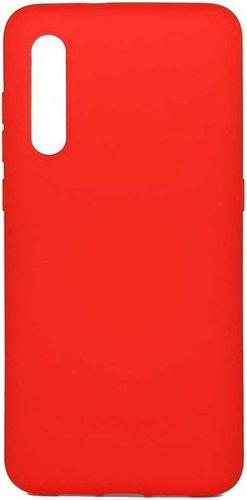 Чехол-накладка Hard Case для Xiaomi Mi A3 красный, BoraSCO фото