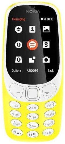 Мобильный телефон Nokia 3310 Dual Sim (2017) Желтый фото