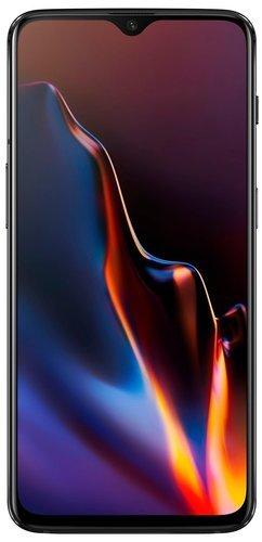 Смартфон OnePlus 6T 8/128Gb Mirror Black (Зеркальный черный) фото