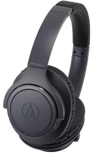 Наушники Audio-Technica ATH-SR30BT, черный фото