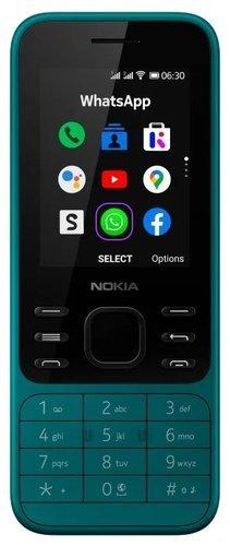 Мобильный телефон Nokia 6300 4G Бирюзовый фото