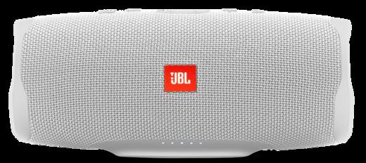 Колонка JBL Charge 4, белый фото