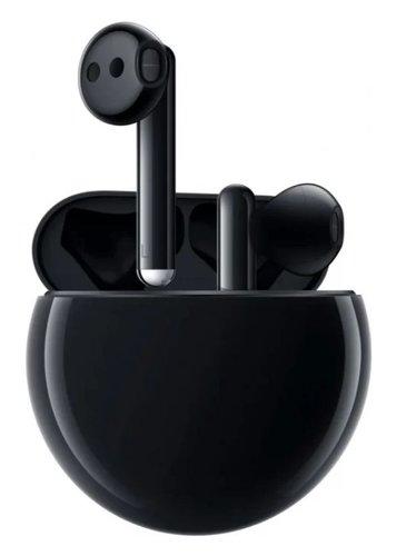 Наушники Huawei FreeBuds 3, черный фото