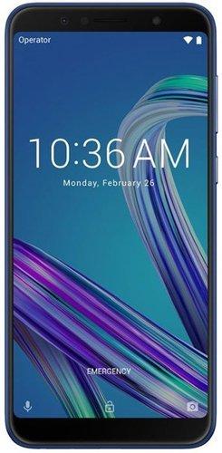 Смартфон ASUS ZenFone Max Pro M1 ZB602KL 4/64GB Синий фото