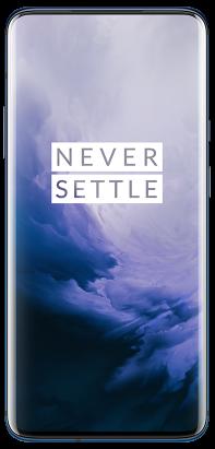Смартфон OnePlus 7 Pro 8/256Gb Blue (Синий) Global Version фото