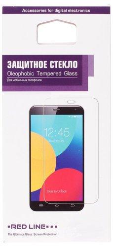 Защитное стекло для Samsung Galaxy A5 (2017) Full Screen золотой, Redline фото