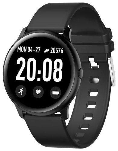 Умные часы KingWear KW19 Pro, черные фото
