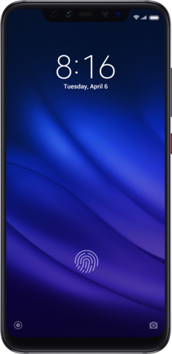 Смартфон Xiaomi Mi8 Pro 8/128Gb Transparent Titanium (Прозрачный Титан) Global Version фото