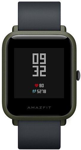 Умные часы Xiaomi Amazfit Bip, зелёные фото