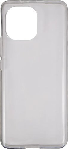 Чехол для смартфона Xiaomi Mi11 Silicone iBox Crystal (прозрачный), Redline фото