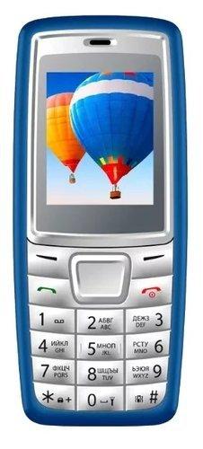 Мобильный телефон Vertex M111 Серо-голубой фото