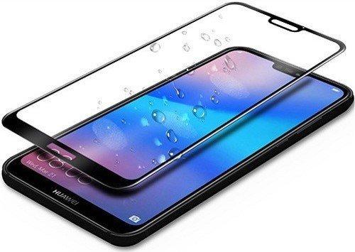 Защитное стекло для Huawei Mate 20 Lite Full Screen Full Glue черный , Redline фото