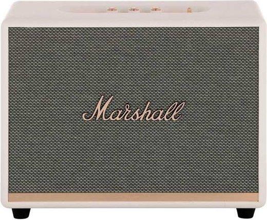 Портативная акустика Marshall Woburn II, белый фото