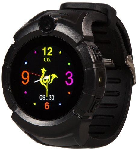 Детские умные часы Prolike PLSW200BK, черные фото
