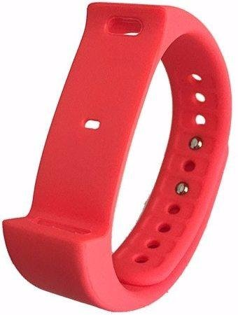 Ремешок для браслета iWOWN i5plus, красный фото
