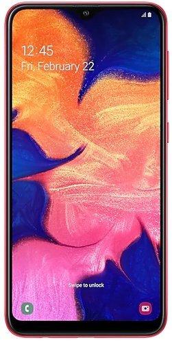 Смартфон Samsung (A105F) Galaxy A10 Красный фото