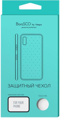 Чехол для смартфона Samsung Galaxy M21 силиконовый (прозрачный), Borasco фото