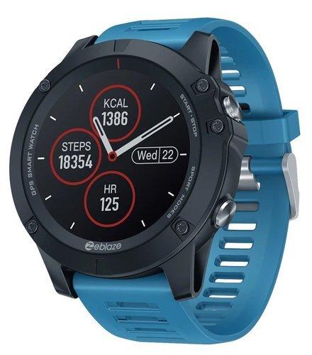 Умные часы Zeblaze Vibe 3, синий фото