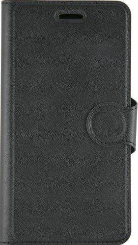 Чехол-книжка для Xiaomi Redmi 5 (черный), Redline фото