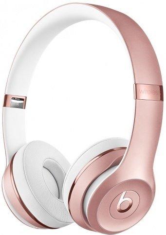 Наушники Beats Solo 3, розовый фото