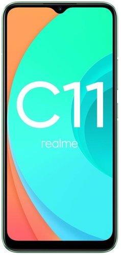 Смартфон Realme C11 2/32GB Зеленый фото