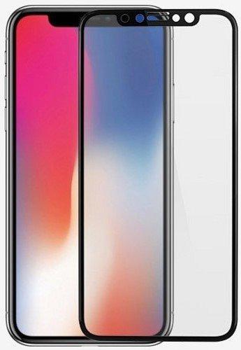 Защитное стекло для Apple Iphone XS Full Screen черный, TFN фото