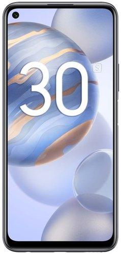 Смартфон Huawei Honor 30s 6/128GB Черный фото