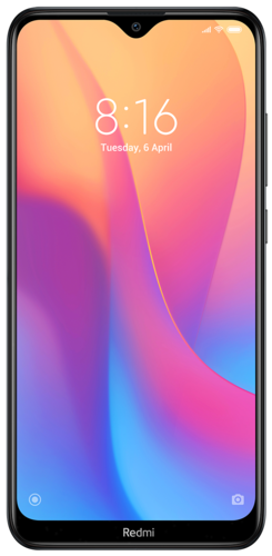 Смартфон Xiaomi RedMi 8A 2/32Gb Black (Черный) Global Version фото
