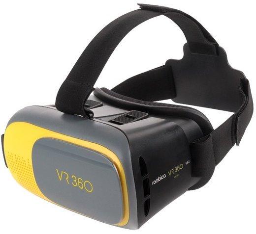 Очки виртуальной реальности Rombica VR360 v02 фото