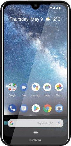 Смартфон Nokia 2.2 16GB Стальной фото