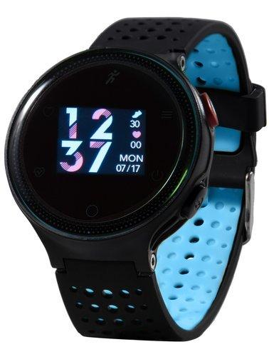 Умные часы Prolike с измерением давления PLSW1000CBL color с цветным дисплеем, голубые фото